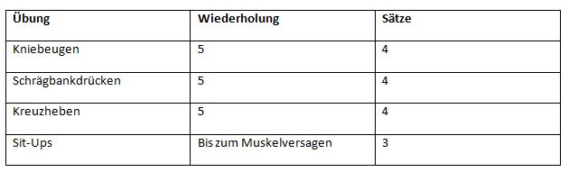 5x5 Training Schwerelast 2_2
