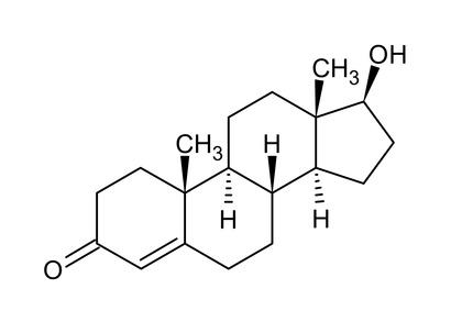 Testosteron Enantat - Die ungeschönte Wahrheit_Testosteron - Molekulare Struktur