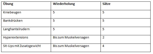 5x5 Training Schwerelast 2_1
